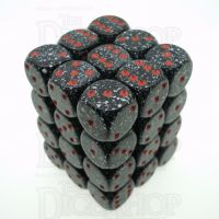 Chessex Speckled Space 36 x D6 Dice Set