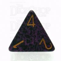 Chessex Speckled Hurricane D4 Dice