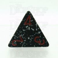 Chessex Speckled Space D4 Dice