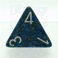 Chessex Speckled Sea D4 Dice