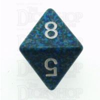 Chessex Speckled Sea D8 Dice