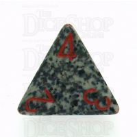 Chessex Speckled Granite D4 Dice