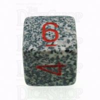 Chessex Speckled Granite D6 Dice