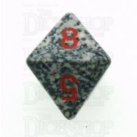Chessex Speckled Granite D8 Dice