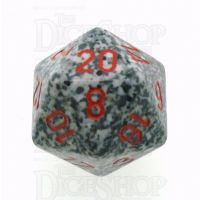 Chessex Speckled Granite D20 Dice