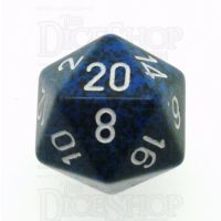Chessex Speckled Stealth D20 Dice