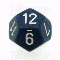 Chessex Speckled Stealth D12 Dice