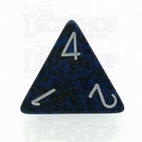 Chessex Speckled Stealth D4 Dice