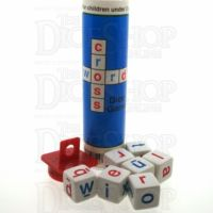 Koplow Crossword 7 x D6 Letter Dice Game