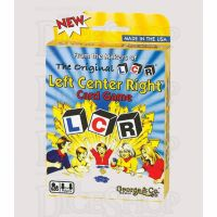 Koplow Left Centre Right LCR Card Game
