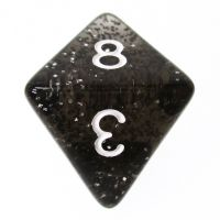 TDSO Glitter Green D8 Dice - Discontinued